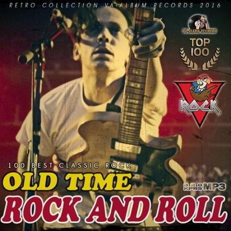 VA - Old Time Rock And Roll (2016)